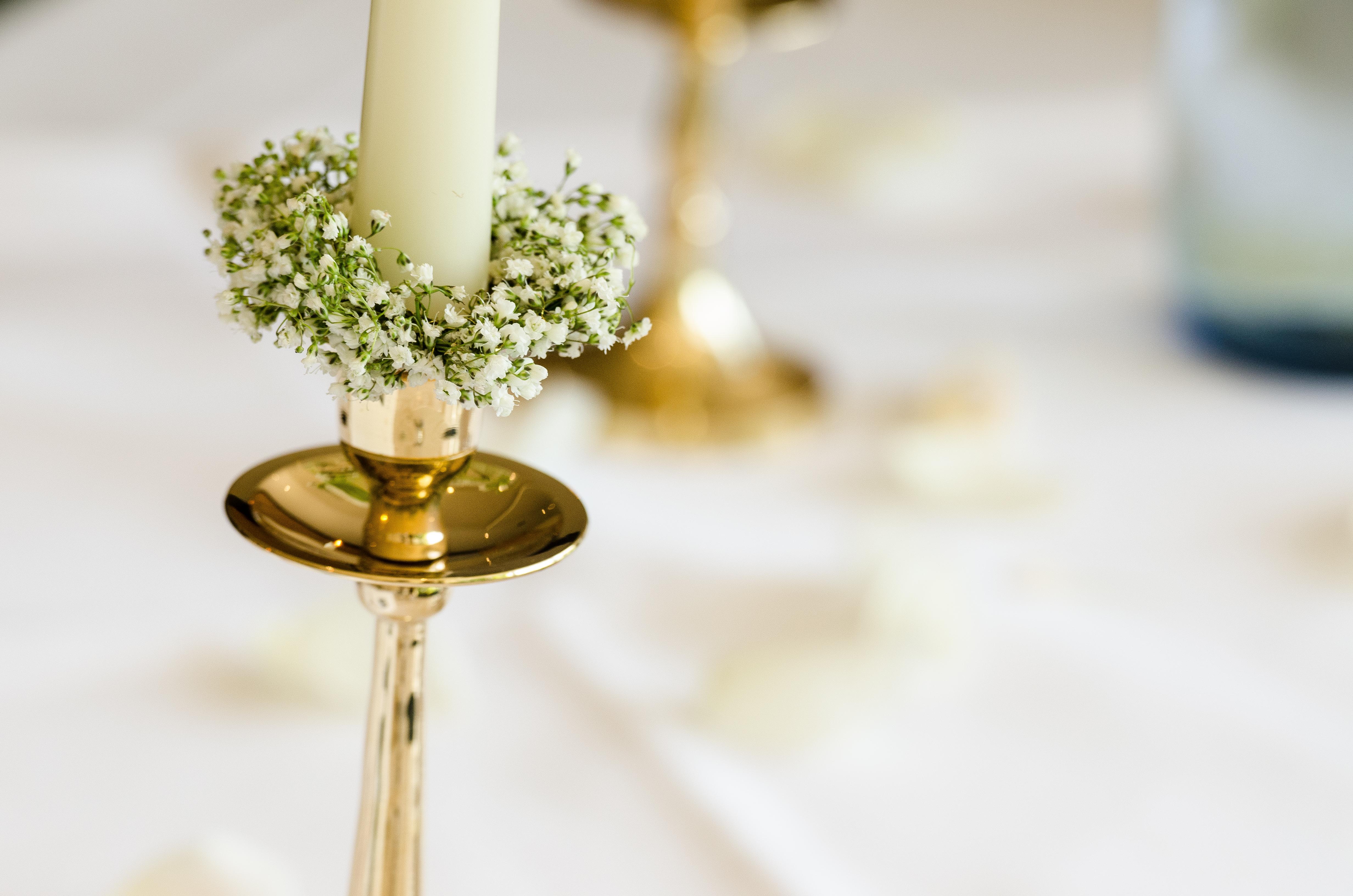 Kerzenständer Verleih